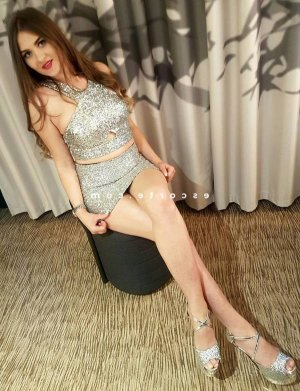 Jeannie escorte wannonce massage